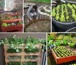 Diy Garden Bed Ideas 13 Creative Diy Solutions For Raised Garden Beds Webecoist