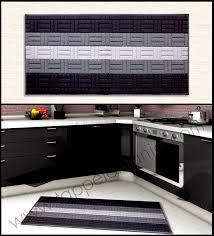 passatoie tappeti gallery of stuoie per cucina tappeti passatoie tappeti bamboo