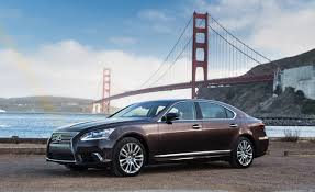 old lexus sedan review the 2013 lexus ls 600h l hybrid tries to prove you can