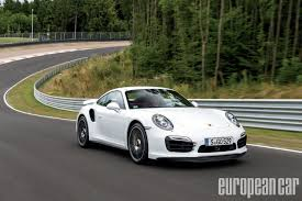 first porsche 2014 porsche 911 turbo s european car magazine