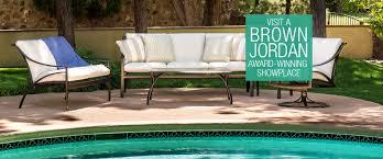 Brown Jordan Fire Pit by Patio Furniture Greatgatherings