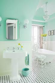 Mint Green Paint Colors Vintage Bathroom Green Bathroom Decor