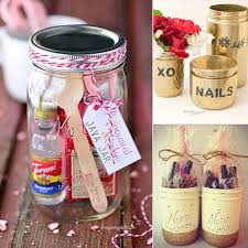 diy jar gift ideas popsugar smart living