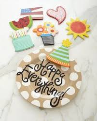 happy everything attachments sale happy everything mini platters cookie jars photo frames