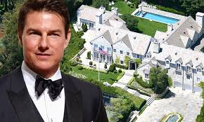 tom cruise mansion tom cruise sells beverly hills mansion he shared with katie holmes