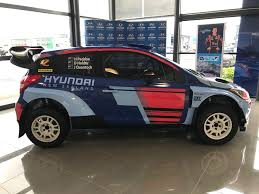 hyundai bentley look alike new look and drivers for kiwi hyundai rally campaign motorsport