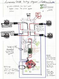 lumenier qav250 quadcopter wiring diagram for naze32 kiss escs