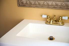 bathroom sink improve water pressure loss of water pressure in