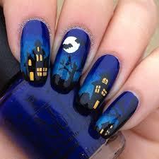 imagenes de uñas decoradas de jalowin uñas decoradas halloween catrinas 18 catrinas10