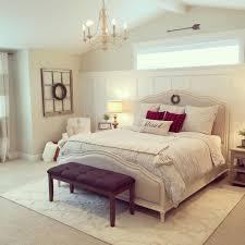 bedroom retreat a cozy neutral master bedroom retreat in a modern farmhouse
