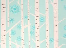 birch tree wrapping paper it s k not wood october 2006