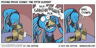 Fifth Element Meme - missing movie scenes the fifth element hijinks ensue