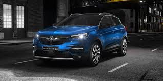 vauxhall blue grandland x vauxhall u0027s all new suv coming soon vauxhall