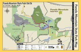 Ga State Parks Map by Panola Mountain State Park 10k 5k Greater Atlanta Athletes