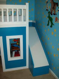 Ana White Build A Camp Loft Bed With Stair Junior Height Free by House Junior Loft Bed By Ne Kids Room Ideas Pinterest