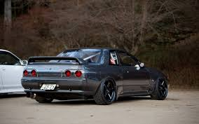 stanced nissan skyline nissan skyline r32 u2013 import dreams u2013 automotive tuner