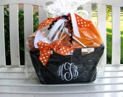 college gift baskets college care package etsy