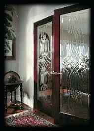 Decorative Glass Doors Interior Interior Glass Door Jvids Info
