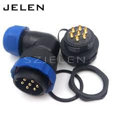 aliexpress com buy sd28ta zm waterproof connector 7 pin ip67