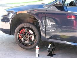 cadillac cts tire size question about the gxp spare tire gm forum buick cadillac