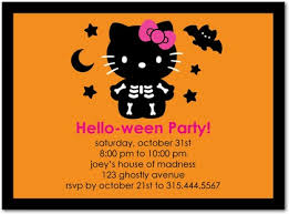 halloween invitations pretty pattern gifts