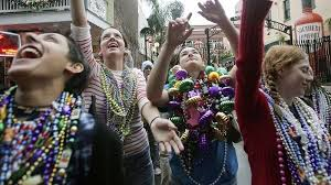 mardi gras deals why do we toss during mardi gras mental floss