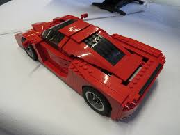 lego ferrari enzo the world u0027s best photos of festibriques and voiture flickr hive mind