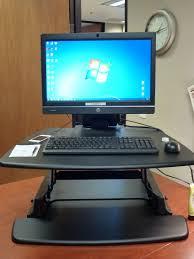 Stand Up Sit Down Desk by Stand Up Sit Down Desk Top Decorative Desk Decoration