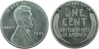 Nickel Poisoning Blindness In 1943 U S Pennies Were Made Of Steel Mental Floss