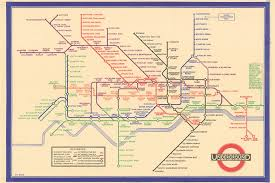 New York Tube Map by