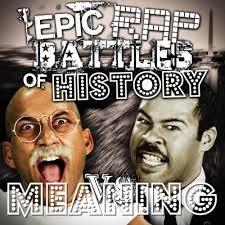 martin luther king i a testo gandhi vs martin luther king jr rap meanings epic rap battles