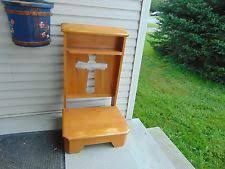 Prayer Bench For Sale Prayer Bench Ebay