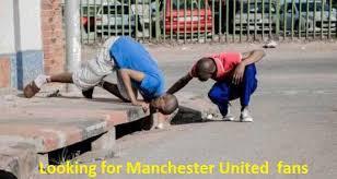 Funny Man Utd Memes - the standard kenya football fans troll manchester united with