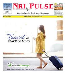 nri pulse november 2017 print issue by nri pulse issuu