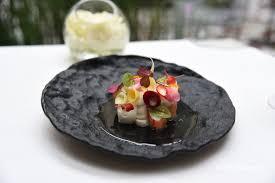 les cuisines de l elys馥 2017 sep four seasons hotel george v l orangerie 午餐