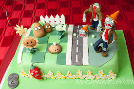 Plants Vs Zombies Cake Decorations 25 Amazing Plants Vs Zombies Cakes Walyou