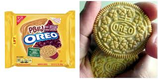 peanut butter and jelly oreos are real u2014 new oreo flavor