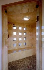 glass block designs for bathrooms glass block windows in shower design ideas pictures remodel and