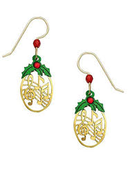 christmas earrings 20 awesome christmas earrings for women 2016