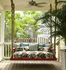 porch furniture for 30s bungalow