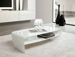 Modern White Coffee Table Coffee Table Cool Modern Rectangular Coffee Table Modern