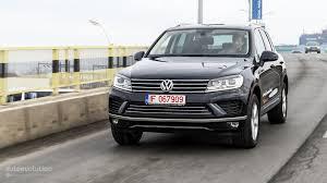 volkswagen kuwait 2015 volkswagen touareg review autoevolution