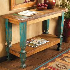 Sofa End Table by Western U0026 Rustic Tables