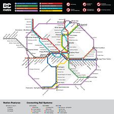 Dc Subway Map Dc Metro Concept U2014 Jenn Giesler