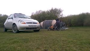 Super Small Anyone Else Been Camping In A Super Small Hatchback 3 People And