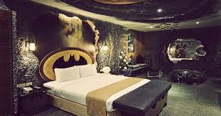 themed rooms hotel offers bat cave room themed rooms this is going to