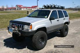lifted jeep grand cherokee 1996 jeep grand cherokee information and photos zombiedrive