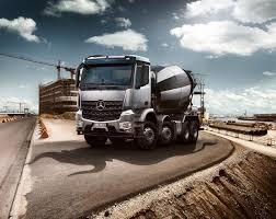 mercedes truck mercedes benz launches arocs truck range video autoevolution