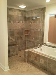 Bathroom Shower Tub Tile Ideas by 485 Best Bathroom Backsplash Tile Images On Pinterest Bathroom