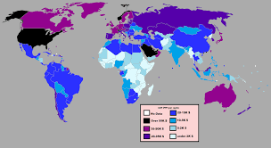 World Map 1980 38 Maps That Explain The Global Economy Vox